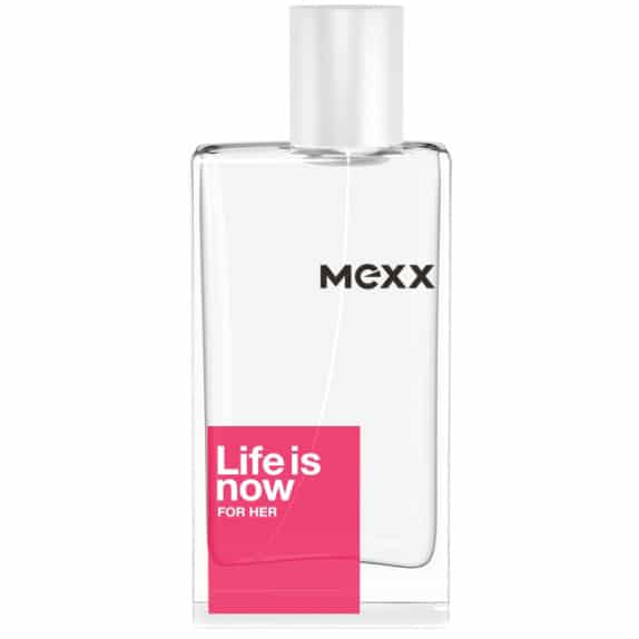Mexx - Life Is Now For Her EdP